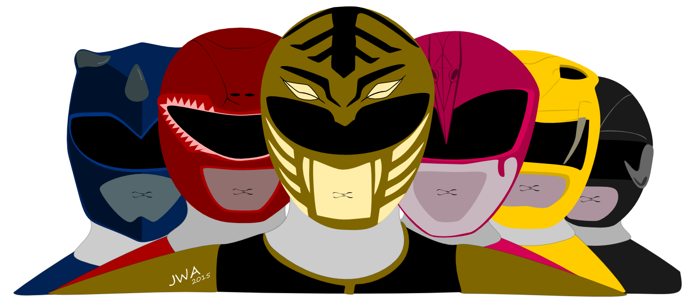 Cartoon_Power Rangers